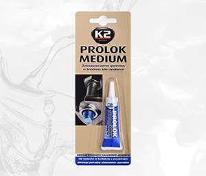 PROLOK MEDIUM 6ML do blokady śrub, średnia siła, niebieski USA - 6ml