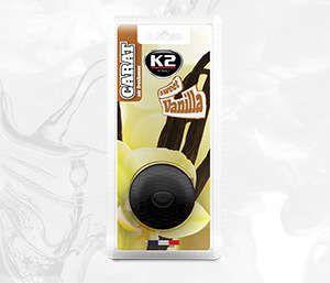 CARAT SWEET VANILLA membranowy zapach w kratkę - vanilla - 2,7ml