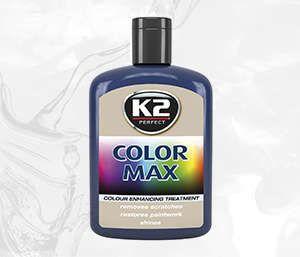 COLOR MAX 200 GRANATOWY wosk koloryzujący nabłyszcza i chroni - 200ml