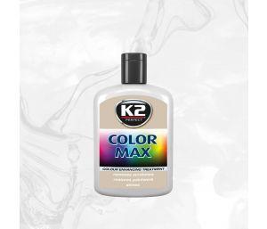 COLOR MAX 200 SZARY wosk koloryzujący nabłyszcza i chroni - 200ml