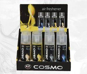 COSMO MIX zapach samochodowy w atomizerze/display - 50ml