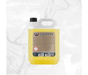 EXPRESS 5 lemon super wydajny wysokopienny szampon bez smug - 5L