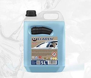 CLAREN -22C 5L NANO zimowy płyn do spryskiwaczy szyb zapachowy - 5l
