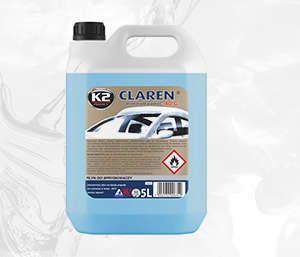 CLAREN TOTAL -40C 5L zimowy płyn do spryskiwaczy szyb zapachowy - 5L