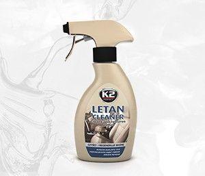 LEATHER CLEANER 221ML do czyszczenia elementów skórzanych USA - 221ml