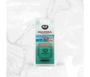 MAXIMA  OCEAN 50ML ekskluzywny zapach w żelu do auta i domu - 50ml