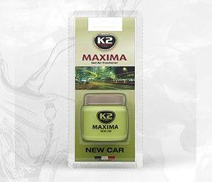 MAXIMA NEW CAR 50ML ekskluzywny zapach w żelu do auta i domu - 50ml
