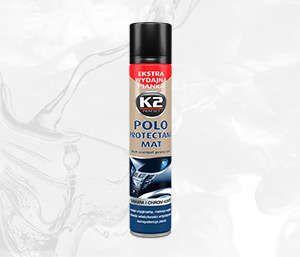 POLO PROTECTANT 300ML MAT do kokpitu, rewelacyjny zapach - 300ml