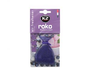 ROKO BLUEBERRY CREAM odświeżacz powietrza w woreczku - 20g