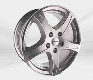 """Felgi Aluminiowe 18"""" RONAL 5X114.3 R56 – SREBRNY"""