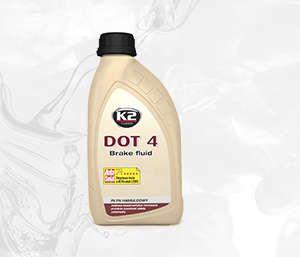 DOT 4 0,5 płyn hamulcowy DOT4 z certyfikatem - 500g