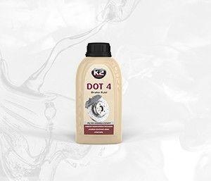 DOT 4 250g płyn hamulcowy DOT4 z certyfikatem - 250g