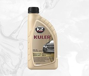 KULER -35C 1L BEZBARWNY płyn do chłodnic, 5lat - 150tys. Km - 1L