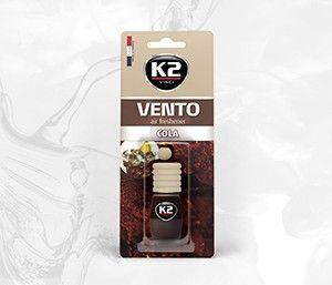 VENTO COCA COLA 8ml blister plastikowy Ekskluzywny zapach samochodowy - 8ML