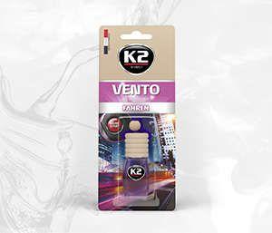 VENTO FAHREN 8ml blister plastikowy Ekskluzywny zapach samochodowy - 8ML
