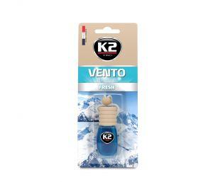 VENTO FRESH 8ml blister papierowy Ekskluzywny zapach samochodowy - 8ML