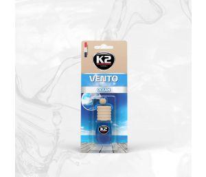 VENTO OCEAN 8ml blister papierowy Ekskluzywny zapach samochodowy - 8ML