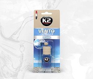 VENTO OCEAN 8ml blister plastikowy Ekskluzywny zapach samochodowy - 8ML