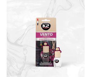 VENTO ORIENTAL OPIUM 8ml blister plastikowy Ekskluzywny zapach samochodowy - 8ML
