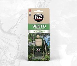 VENTO RAINFOREST 8ml blister plastikowy Ekskluzywny zapach samochodowy - 8ML