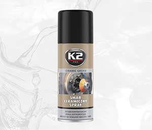 Smar ceramiczny chroni i zapobiega zapiekaniu się śrub, do układów ABS/ASR/ESP - 400ml