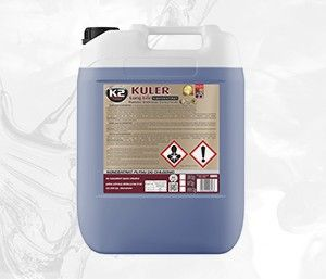 KULER KONCENTRAT 20KG NIEBIESKI koncentrat płynu do chłodnic 1:1 - 20kg
