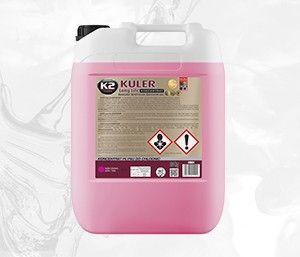 KULER KONCENTRAT RÓŻOWY 20kg koncentrat płynu do chłodnic 1:1 - 20kg