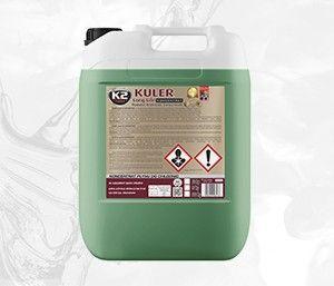 KULER KONCENTRAT 20KG ZIELONY koncentrat płynu do chłodnic 1:1 - 20kg