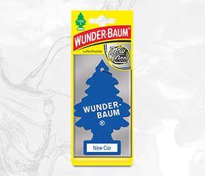 WUNDER-BAUM -  Choinka- Nowy Samochód