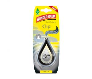 WUNDER-BAUM -  Clip Polimer- New Car