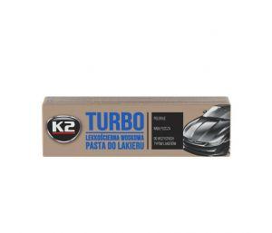 K2 TURBO 120  lekkościerna pasta z woskiem z nanotechnologią - 120g