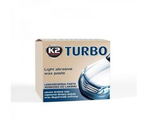 TURBO TEMPO 250 lekkościerna pasta z woskiem z nanocząsteczkami - 250g