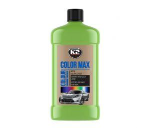 COLOR MAX 500 J.ZIELONY wosk koloryzujący nabłyszcza i chroni - 500ml