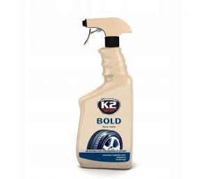 BOLD 700 ATOM skuteczna odnowa nabł., chroni i odnawia opony - 700ml