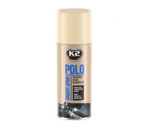POLO COCKPIT 400 SPRAY nabłyszcza i chroni deskę rozdzielczą NANO - 400ml