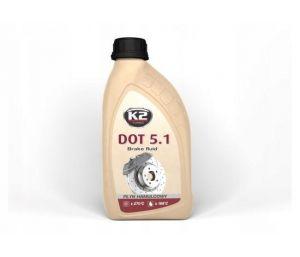 DOT 5.1 0,5 syntetyczny płyn hamulc. wysoka temper. wrzenia - 500g
