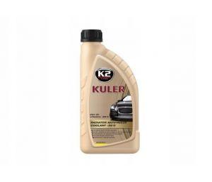 KULER -35C 1L ŻÓŁTY płyn do chłodnic, 5lat - 150tys. Km - 1L