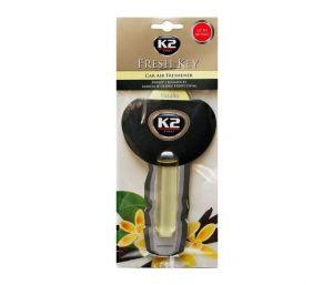 FRESH KEY 5ML VANILIA  kluczyk zawieszka z zapachowym olejkiem - 5ML