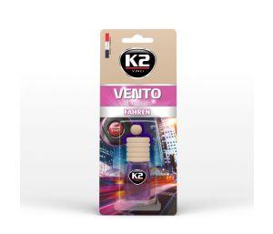 VENTO FAHREN 8ml blister papierowy Ekskluzywny zapach samochodowy - 8ML