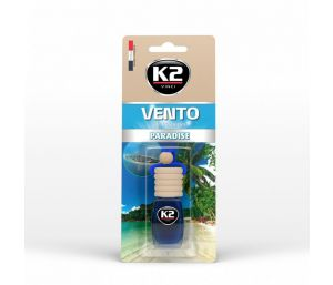 VENTO PARADISE 8ml blister plastikowy Ekskluzywny zapach samochodowy - 8ML