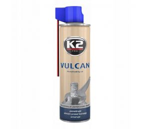 VULCAN 500ML SPRAY penetrant do śrub z mos2 - 500ml