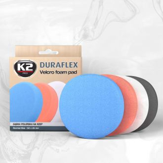 DURAFLEX – talerzyk na rzep talerzyk na rzep średnica 150mm - szt
