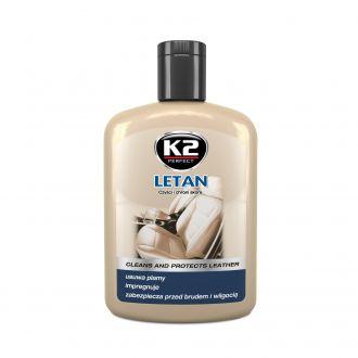 LETAN 200 do skóry pielęgnuje, czyści,nabłyszcza i konserwuje - 200ml