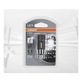 Lampa warsztatowa fashlight 25 ledinspect