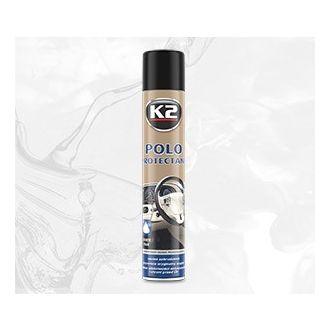 POLO PROTECTANT 750 ML SPRAY BLAK Pianka do czyszczenia kokpitu o zapachu blak - 750 ml