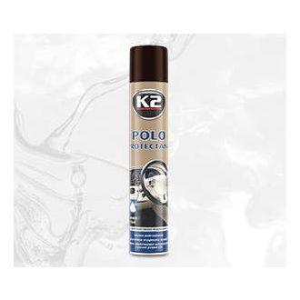 POLO PROTECTANT 750 ML SPRAY KAWA Pianka do czyszczenia kokpitu o zapachu kawa - 750 ml