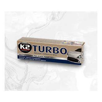 TURBO 120 lekkościerna pasta z woskiem z nanocząsteczkami - 120ml