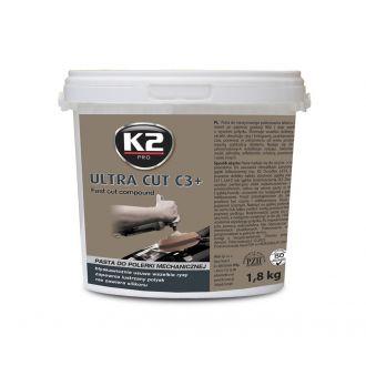 ULTRA CUT C3+ 1,8kg (wiaderko) pasta do polerki mechanicznej -