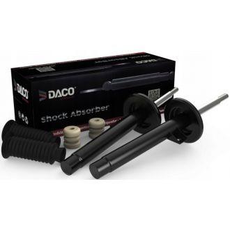 Amortyzatory przód + ODBOJE, BMW 5 E39 - DACO  451510R, 451510L, PK1510
