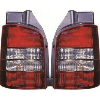LAMPY TYLNE VW TRANSPORTER T5 V 03-15 KOMPLET DEPO